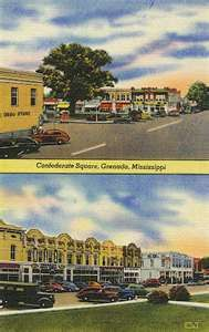Coffeeville ms the building in the center is the one we for Sir francis drake hotel haunted history