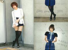 AKB48,SKE48,NMB48,HKT48【おしゃれ総選挙!/Fashion Book】 - voz_48 (19).jpg - Minus