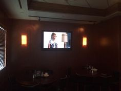 Greg and Val had so much fun watching last night's #MadMenFinale at @BarLouie in Evansville.