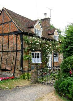 Turville, Buckinghamshire, England, UK