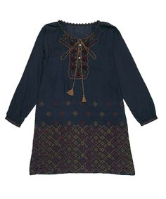 SHOP - CHRISTOPHE SAUVAT Shelley Tunic #christophesauvat