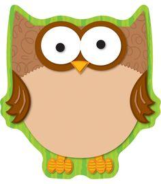Owl Notepad - Carson Dellosa Publishing Education Supplies  #CDWishList