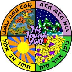 Torah Tots - The Site for Jewish children - Jewish Calendar