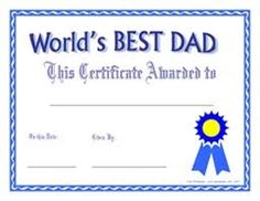 Father's Day is coming up!
