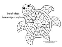 Free craft instructions and printable templates for dot