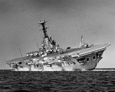 naval-gazing: March 3, 1960 : HMAS Melbourne [II]: heeling trials Army Pics, Wake Island, Naval Aviator, Navy Carriers, Australian Defence Force, Royal Australian Navy, Navy Sailor, Naval History, Military Photos
