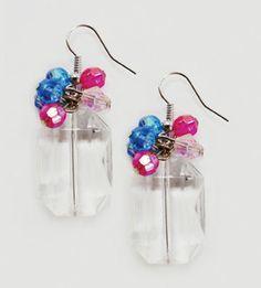 Bubbly Bead Earrings