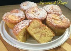 #Mini Plum Cake alle mele# La cucina di Reginé
