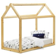 Ashia Low Single Bed by Continental Designs. Get it now or find more Beds at Temple & Webster. Low Single Bed, Diy Toddler Bed, Kids Bed Frames, E Room, Bed Reviews, Scandi Style, House Beds, Baby Room Decor, Nursery Decor