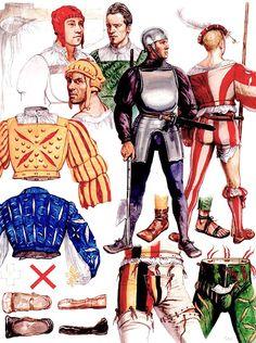 """""""Landsknecht Soldier: Costume"""", Gerry Embleton"""