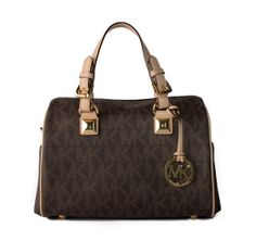 We love this Michael Kors satchel from Belk. Stay tuned to find out how to WIN this designer handbag this holiday season!