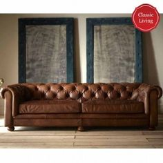 Halo Chester 3 Seater Sofa Styling Leather Sofas Furniture