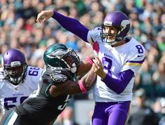 Vikings Look Crappy In First Loss -- The Minnesota Vikings crashed back to earth on Sunday thanks to the Philadelphia Eagles. We know the recipe for beating the Vikings now.
