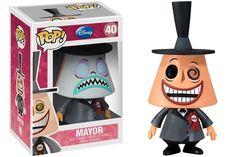 Mayor - Nightmare Before Christmas - Funko Pop! Vinyl Figure