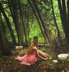 Woodland Adventure (photography by Lissy Elle)