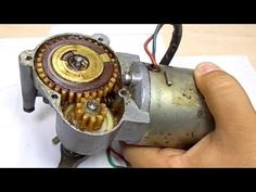 Antique electric bipolar motor dynamo generator vintage for Antique electric motor repair
