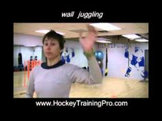 3 ways for goalies to get a quicker glove hand. - YouTube
