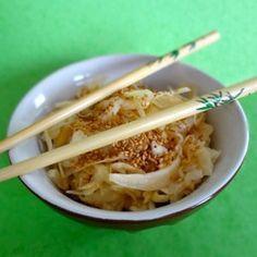 Salade de chou à la japonaise : 40 recettes à base de choux blanc, vert, romanesco, chinois - Journal des Femmes