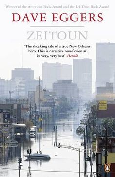 In August, 2005, as Hurricane Katrina blew in, the city of New Orleans had been abandoned by most citizens. But resident Zeitoun refused to leave.  True story of one man's courage when confronted with an awesome force of nature followed by more troubling human oppression.