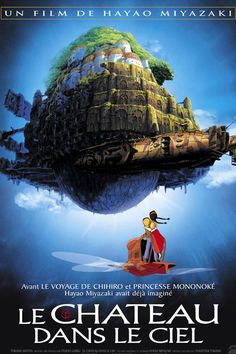 chateau dans le ciel dvd dessin anime film animation ghibli a voir top Hayao Miyazaki, Castle In The Sky, Film Anime, Anime Manga, Film Animation Japonais, Watch Castle, Sky Full, Film D'animation, Ghibli Movies