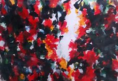Small works V-2014-12-20 304 ×443(mm) acrylic on paper