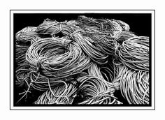 swirls of rope