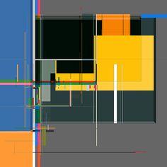 Strip V - Structured Art™