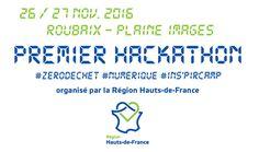 """Hackathon régional """"Zéro déchet"""""""