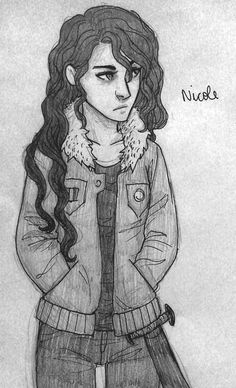 ah-nada's genderbend HOO characters! nico/nicole