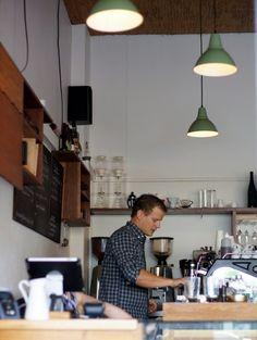 Cafe Restaurant, Hot, Restaurants, Ceiling Lights, Home Decor, Cafes, Decoration Home, Room Decor, Restaurant