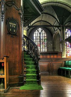Sint Jan church- Gouda, Holland