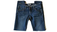 Skinny Super Low Rise Straight Leg #Jeans Size 2 EUC Free Shipping by Reign #Reign #StraightLeg