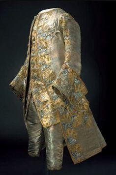 18th century men's wear