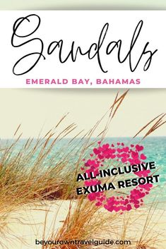 wanderlust beach The Ultimate in Exuma Resorts: Sandals Emerald Bay, Bahamas - Be Your Own Travel Guide Sandals Emerald Bay, Caribbean Vacations, Travel Usa, Canada Travel, Travel Couple, Travel Guide, Travel Ideas, Bullet Jewelry
