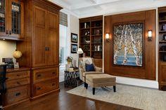 New Craftsman Style | Jane Lockhart Interior Design