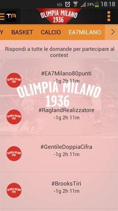 TrackAbile Olimpia Milano