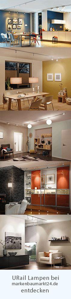 Leuchten Direkt LED-Deckenleuchte, 1 flg, »SKYLER« #Wohnzimmer - deckenlampen für küchen