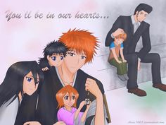 Mugetsu and Hakka no Togame by xRyuusei on DeviantArt Bleach Ichigo And Rukia, Bleach Manga, Bleach Funny, Bleach Fanart, Disney Crossovers, Shinigami, Ghibli, Memes, Fan Art
