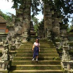 Pura Kehen Temple - entrada para o pátio 3