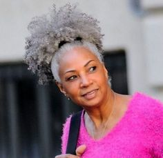 4 Reasons Gray Hair Is Resistant To Dye  Read the article here - http://www.blackhairinformation.com/hair-color-2/4-reasons-gray-hair-resistant-dye/
