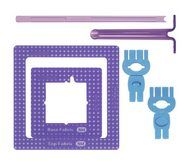 Puff quilting tool for Biscuit quilting #sewing #quilting