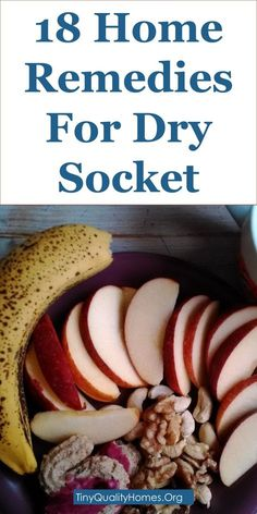 Dry socket is a situation in which a blood clot is lost or not formed well in a tooth socket after the tooth's extraction. Factors that could increase the Coconut Oil For Teeth, Coconut Oil Pulling, Weird Taste In Mouth, Wisdom Tooth Extraction Healing, Dry Socket Symptoms, Home Remedies For Fever, Bad Breath Remedy, Tooth Pain, Oral Hygiene