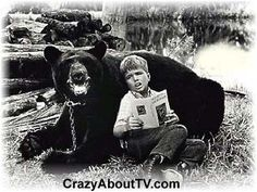 Gentle Ben.  Great show from the '60's.