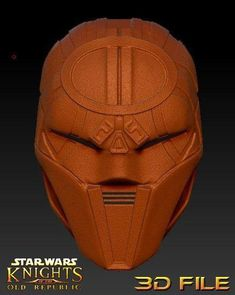 """3d File - Sith Cosplay - Sith Acolyte Mask """"Evil Eye"""" - Star Wars Darth Bane, Eye Texture, Cosplay Armor, Sith Lord, The Old Republic, Best Cosplay, Sell On Etsy, Tmnt, Evil Eye"""