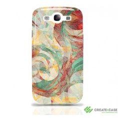 """Rapt"" - Artist Designed Hardcase for Samsung Galaxy s3"