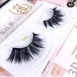 False Lashes, Beauty, Beleza, Fake Lashes, Fake Eyelashes, False Eyelashes, Cosmetology