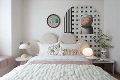 "YORO御融出品 | 充满幻想的""乌托邦乐园"" Kids Bed Design, Modern Bedroom Design, Luxury Homes Interior, Kid Spaces, Kid Beds, Minimalist Home, Kids House, Girl Room, Kids Bedroom"