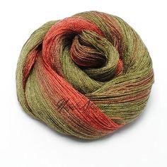 Gradient Bamboo/ Silk Yarn