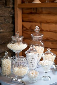 Apothecary Lolly Jar - Large » Queenstown Wedding Hire