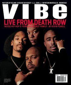 The legendary vibe cover